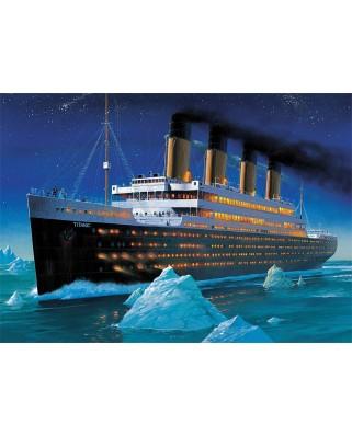 Puzzle Trefl - Titanic, 1000 piese (417)