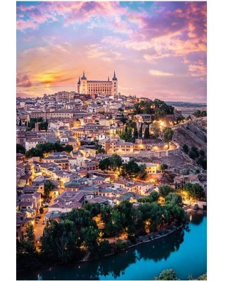 Puzzle Trefl - Toledo, Spain, 1.500 piese (64913)