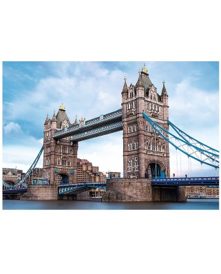 Puzzle Trefl - Tower Bridge, London, 1.500 piese (58134)