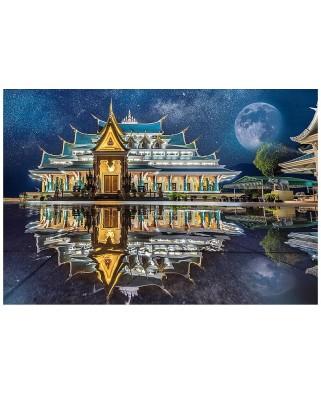 Puzzle Trefl - Wat Pa Phu Kon, Thailand, 1.500 piese (58950)