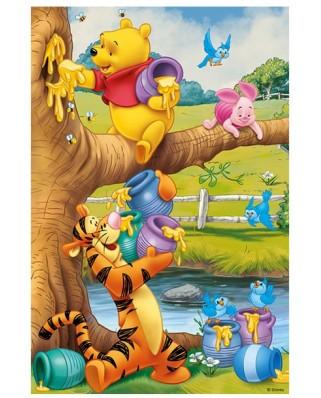 Puzzle Trefl - Winnie the Pooh, 60 piese (48917)