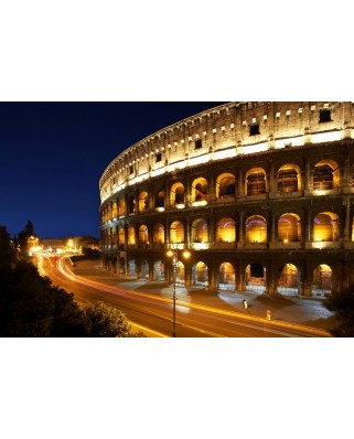 Puzzle Schmidt - Colosseum noaptea, 1.000 piese (58235)