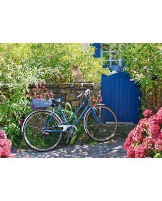 Puzzle Schmidt - Excursie la tara cu bicicleta, 1.000 piese (58275)