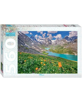 Puzzle Step - Altai Mountains, 560 piese (60274)
