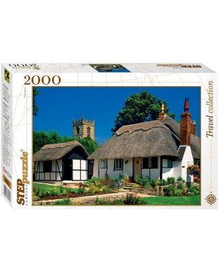 Puzzle Step - Cottage in Welford-on-Avon, 2.000 piese (60357)