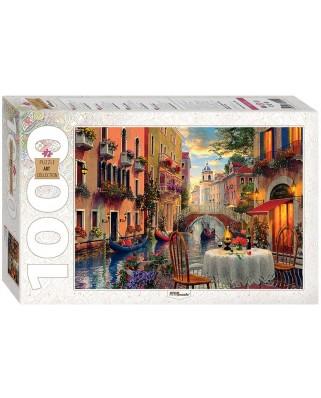 Puzzle Step - Dominic Davison: Venice, 1.000 piese (60295)