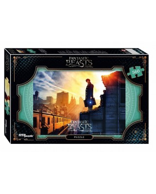 Puzzle Step - Fantastic Beasts, 560 piese (63778)
