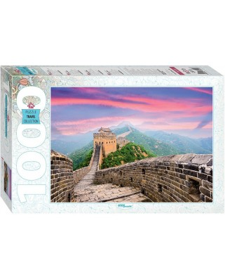 Puzzle Step - Great Wall of China, 1.000 piese (60300)