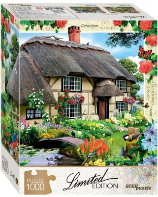 Puzzle Step - Home Sweet Home, 1.000 piese (61502)