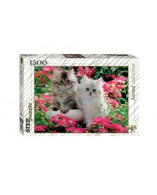 Puzzle Step - Kittens, 1.500 piese (60334)