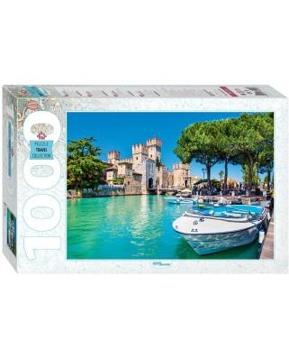 Puzzle Step - Lake Garda, 1.000 piese (60298)
