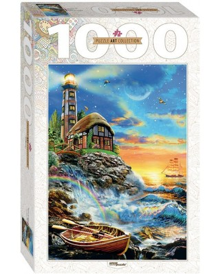 Puzzle Step - Lighthouse, 1.000 piese (60293)