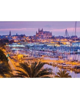 Puzzle Schmidt - Palma de Mallorca, 1.000 piese (58302)