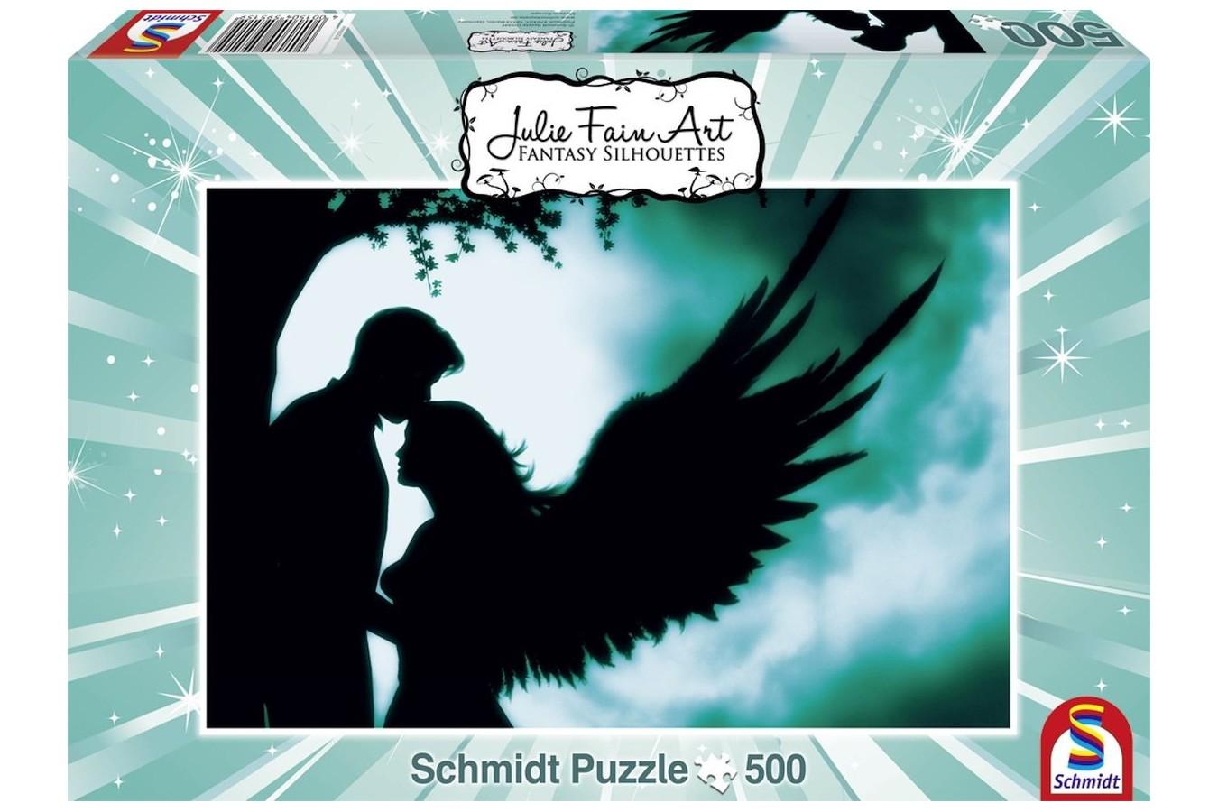 Puzzle Schmidt - Julie Fain: Angel Love, 500 piese (59515)