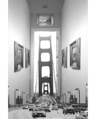 Puzzle Schmidt - Thomas Barbey: Drive Thru Gallery, 500 piese (59506)