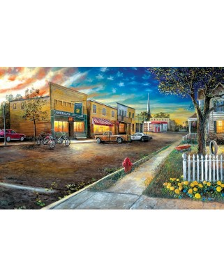 Puzzle SunsOut - Jim Hansel: Home of the Brave, 1.000 piese (64291)