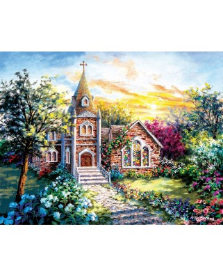 Puzzle SunsOut - Nicky Boehme: A Tranquil Setting, 1.000 piese XXL (63914)