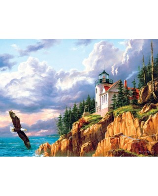 Puzzle SunsOut - Rudi Reichardt: High on the Hill, 1.000 piese (64209)