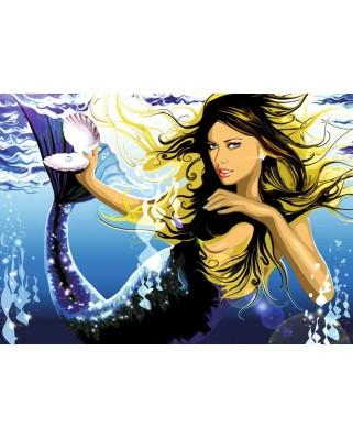 Puzzle Schmidt - Mandy Reinmuth: Sirena, 1.000 piese (59452)