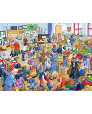 Puzzle The House of Puzzles - Bring & Buy, 250 piese XXL (56908)