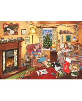 Puzzle The House of Puzzles - Christmas Collectors Edition No.11 - A Story For Christmas, 1.000 piese (56568)
