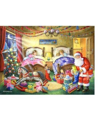 Puzzle The House of Puzzles - Christmas Collectors Edition No.4 - Christmas Dreams, 1.000 piese (56564)
