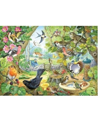 Puzzle The House of Puzzles - Dawn Chorus, 1.000 piese (56573)