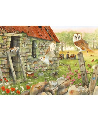 Puzzle The House of Puzzles - Dawn Flight, 1.000 piese (56686)
