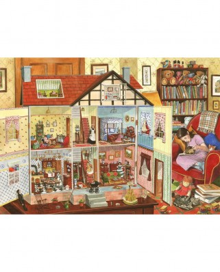 Puzzle The House of Puzzles - Ideal Home, 1.000 piese (56599)