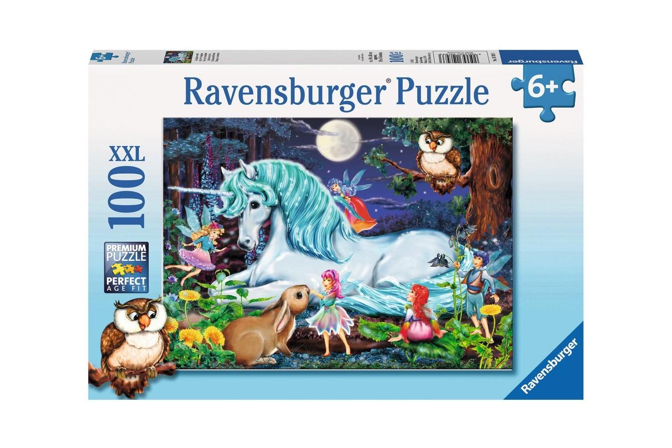 Puzzle Ravensburger - Padure, 100 piese (10793)