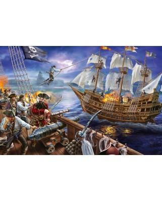 Puzzle Schmidt - Pirate Adventure, 150 piese (56252)