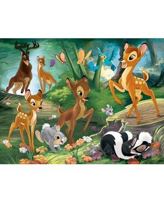 Puzzle Nathan - Bambi - Family Walk, 30 piese (742)