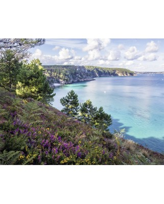 Puzzle Nathan - Beach of Crozon, 2.000 piese (62561)