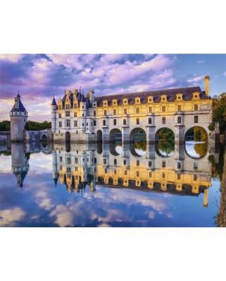 Puzzle Nathan - Chenonceau Castle, 2.000 piese (62562)