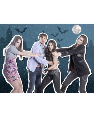 Puzzle Nathan - Chica Vampiro, 250 piese (54122)