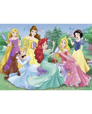 Puzzle Nathan - Disney Princess, 45 piese (62494)