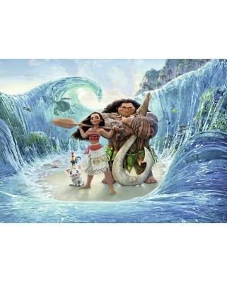 Puzzle Nathan - Disney Vaiana, 100 piese (57451)