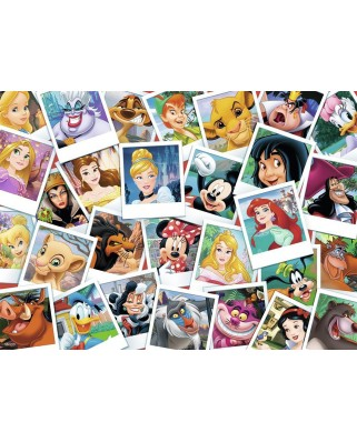Puzzle Nathan - Disney, 100 piese (52654)