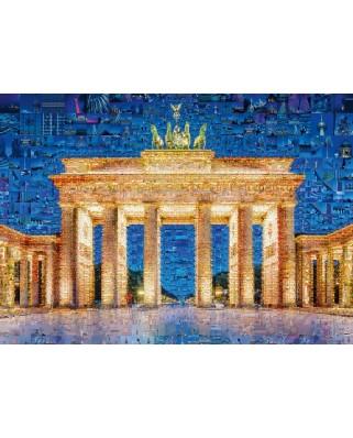 Puzzle Schmidt - Charis Tsevis: Berlin, 1.000 piese (59578)