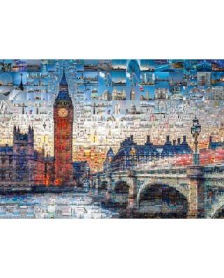 Puzzle Schmidt - Charis Tsevis: London, 1.000 piese (59579)