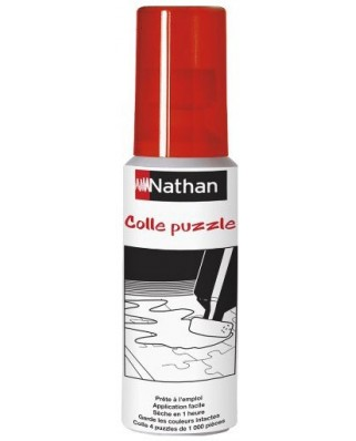 Lipici pentru puzzle Nathan, 1000 piese (43490)