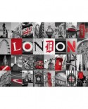 Puzzle Nathan - Memories of London, 500 piese (10959)
