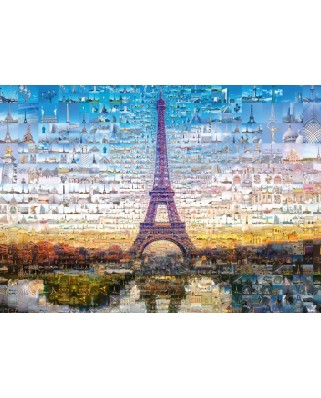 Puzzle Schmidt - Charis Tsevis: Paris, 1.000 piese (59580)