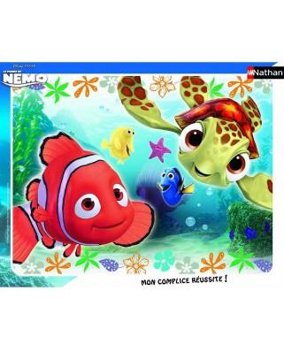 Puzzle Nathan - Nemo und Squiz, 35 piese (12687)
