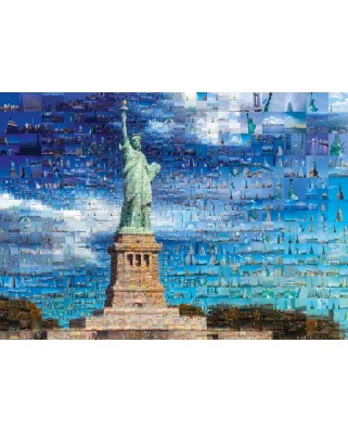 Puzzle Schmidt - Charis Tsevis: New York, 1.000 piese (59581)