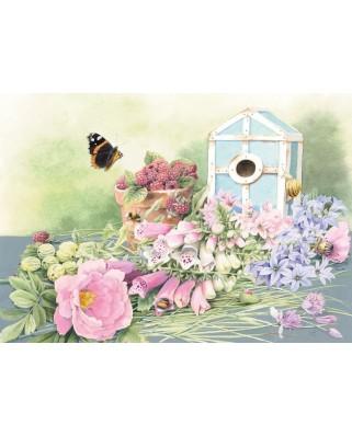 Puzzle Schmidt - Marjolein Bastin: Summer Home, 1.000 piese (59570)