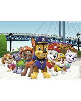 Puzzle Nathan - Paw Patrol, 45 piese (57444)