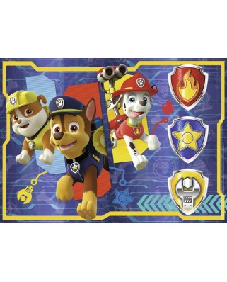 Puzzle Nathan - Paw Patrol, 45 piese (57445)