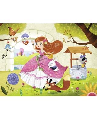 Puzzle Nathan - Princess, 30 piese (57443)