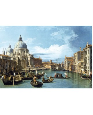 Puzzle din lemn Michele Wilson - Canaletto, 750 piese (57201)